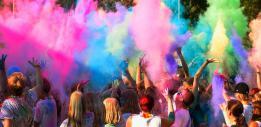 Color Fun Run & Color Festival 2018
