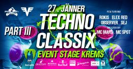 Techno Classix Part III - Back to the glory days