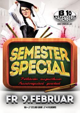 B10 Semesterspecial