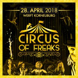 Circus of Freaks - Korneuburg
