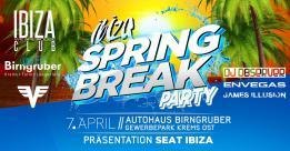 IBIZA Spring Break PARTY 2018
