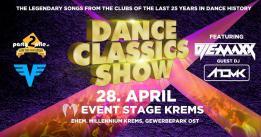 Dance Classics Show Vol. 8 feat. Deejay E-MaxX & Dj Atomik