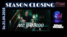 Season Closing mit Mc Yankoo & Sonic Snares