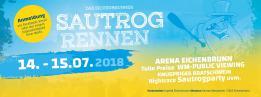 Sautrogrennen Eichenbrunn 2018