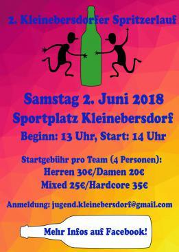 2. Kleinebersdorfer Spritzerlauf