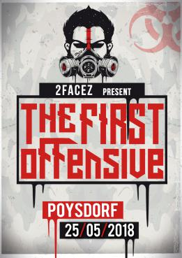2Facez: The First Offensive