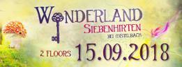 Wonderland meets Oldschool - 15.9. Siebenhirten