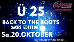 Ü25 - Back to the Roots