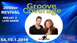 2000er Revival mit Groove Coverage - LIVE