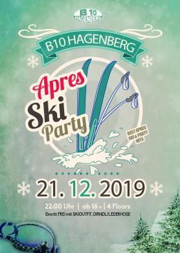 B10 Apres Ski Party