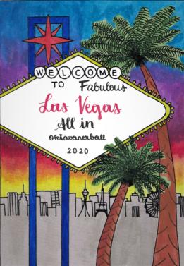 Oktavanerball - Las Vegas - All In!