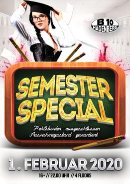 B10 Semester Special