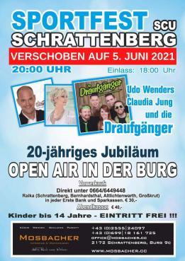 Sportfest SCU Schrattenberg 2021