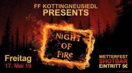 Night of Fire Vol. XVIII