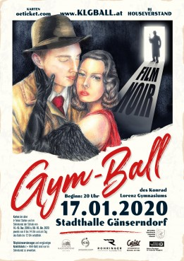 68. GYM-BALL des KONRAD LORENZ GYMNASIUMS