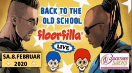 Back to the Oldschool - Floorfilla LIVE