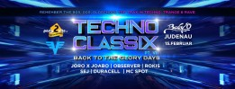 Techno classix part VII - back to the glory days!