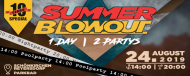 Summer Blowout 2019 - 10 Years Special